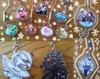 ANY 3 CHARMS!!