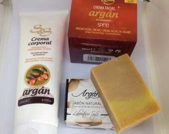 PACK ARGAN