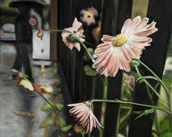 2016 - Sunshine on a Rainy Day - New York - Museum Quality Fine Art Giclée Prints