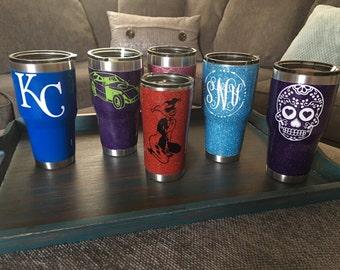 Custom aluminum cups