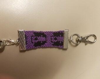 Purple Puppies BRACELET