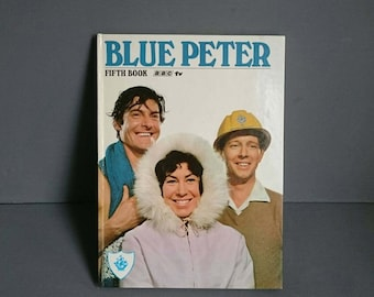 Blue Peter Fifth Book 1968 Unclipped