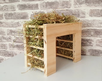 Hay Rack, Hay Feeder, Guinea Pig, Rabbit, Small Animal, Hay Dispenser, Guinea Pig Feeder, Rabbit Hay Rack