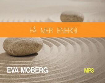 Få mer energi