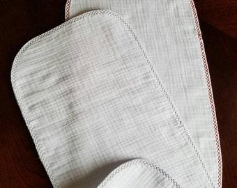 Muslin Burp Cloths
