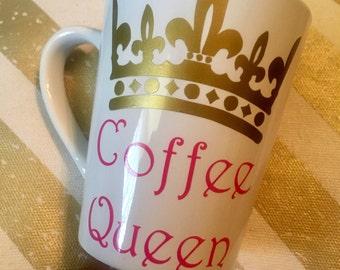 Coffee Queen Mug