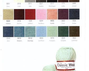 Aran Classic Wool