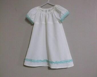 Handmade 6 month Dress