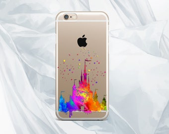 Castle Samsung S8 Plus case case disney iPhone 7 Plus case Samsung S7 Edge disney iPhone 6S disney iPhone case disney Samsung S7 LG G6 case