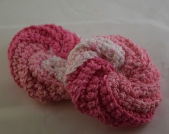 Face Scrubbies Set - Pink