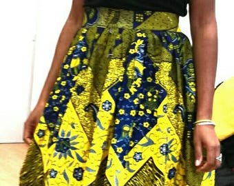 do turn heads with this wax/You'll turn heads with this Wax skirt skirt