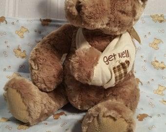 Get Well Burden Bear