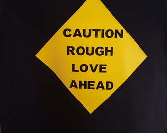 Caution shirt