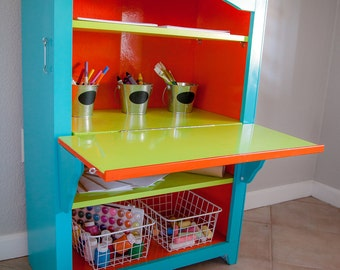 Children's Art Desk