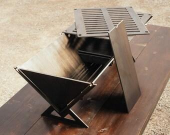 Blaze Table BBQ Grill - Steel