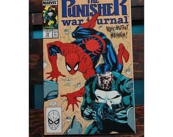 The Punisher War Journal Number 15 1988