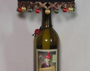 Bottle Lamp, Plungerhead Wine