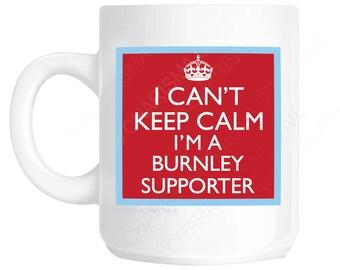 Burnley Supporter Novelty Fun Mug CH324