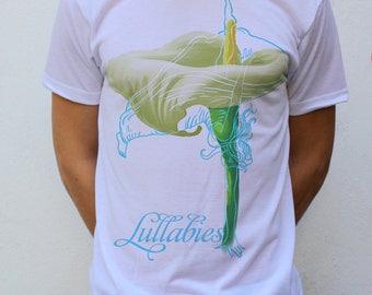 Lullabies T shirt, Cocteau Twins Inspired
