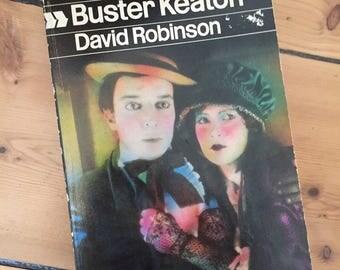 Buster Keaton - book by David Robinson