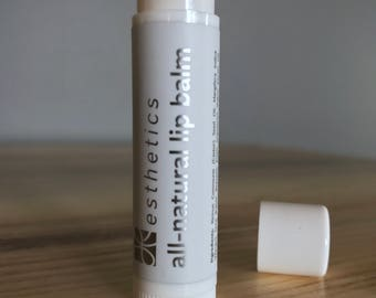 Mojito Lip Balm, All Natural + Esthetician Formulated