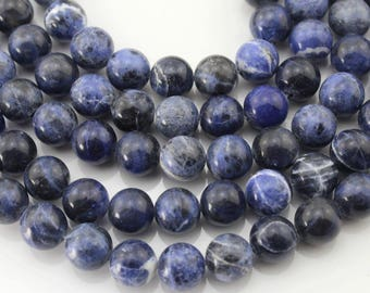 "Natural Agate Beads Agate Stone Beads Agate Sonte Gemstone Beads  - One Full Strand 15""-NS-018"