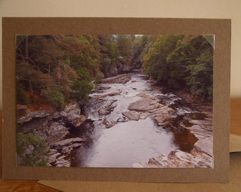 Photo Cards, Photo Note Card, Photo Greeting Card, Scenic Photo Card, Scottish Photo Card, Birthday Card, Fathers Day Card