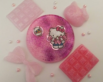 Hello Kitty Candy Cab Set