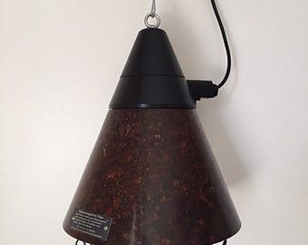 Install lamp industry design loft