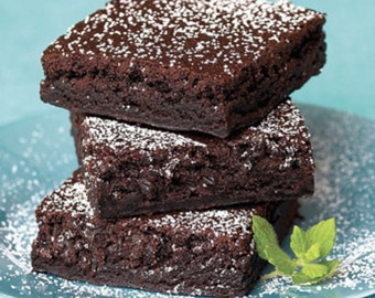 Ghirardelli double chocolate chip brownies (13x9 pan)
