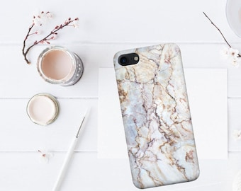 White marble case iPhone 7, iPhone 6 case, iPhone 5s case, iPhone 7 case, marble case, iPhone 7 Plus case, white case, marble iPhone SE case