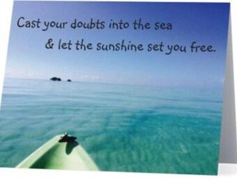 Ocean, Sunsine & Happiness