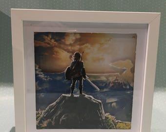 Legend Of Zelda 3D Print