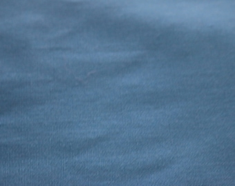 20 Vintage Aqua blue poplin 20