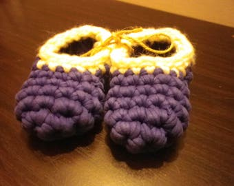 Slippers for baby William