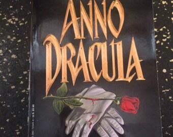 Anno Dracula Novel Written By Kim Newman
