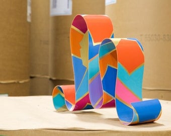 Dorothy Gillespie (American, 1920–2012) Ribbon Sculpture