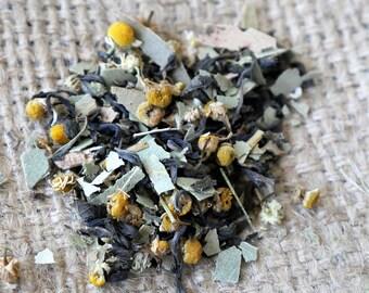 Tea | Green tea with chamomile and eucalyptus