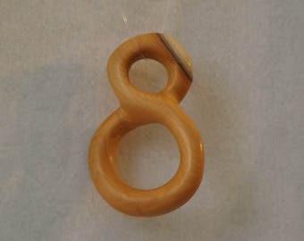 eternity symbol , pikorua , forever charm