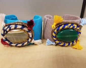 Handmade Cuffs