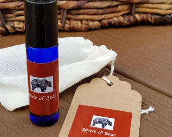 Spirit of Bear Essential Oil Blend