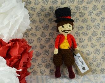 crochet ringmaster