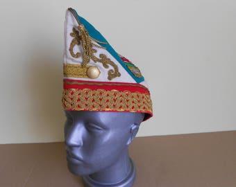 Parable military cap cap