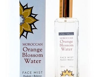Orange Blossom Water Face Mist