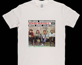 Blues Breakers Album T-shirt