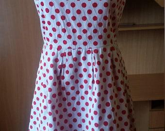 Vintage pin up dress
