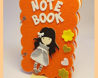 Notebook, notes for all