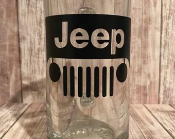 Jeep Glassware