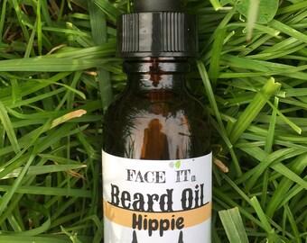 Hippie Beard Oil