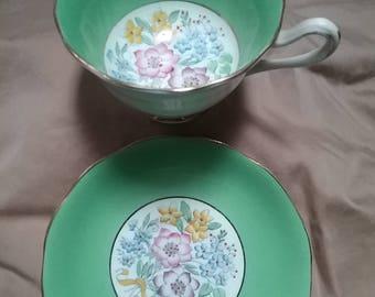 Royal Albert Bone China cup and saucer